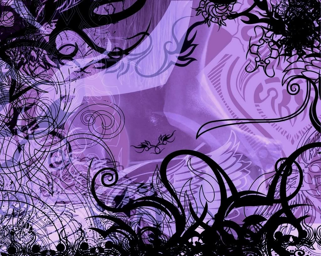 HOME DESIGNS TRICKS purple wallpaper 1024x819