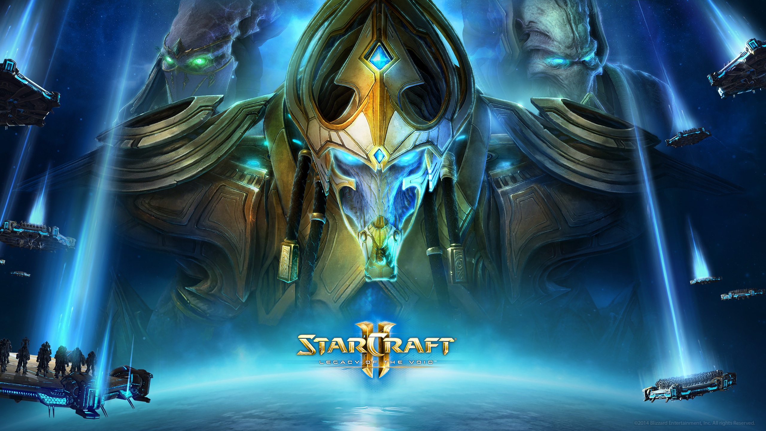 Starcraft 2 Legacy of the Void wallpaper 1 2560x1440