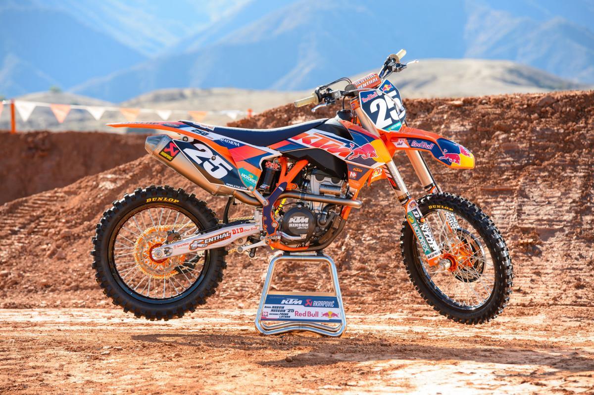 Red Bull KTM Photo Shoot   Racer X Online 1200x798