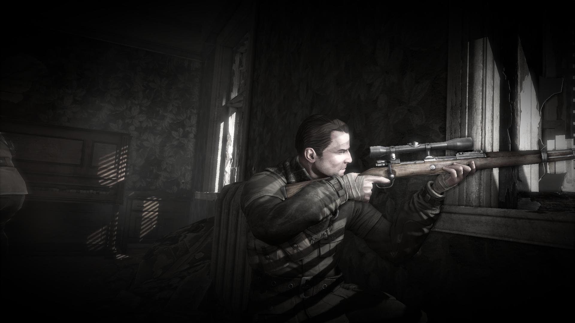 Sniper Elite V2 HD Wallpaper Background Image 1920x1080 ID 1920x1080