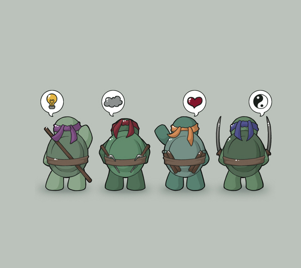 Ninja Turtles Wallpaper: Ninja Turtles Screensavers And Wallpapers