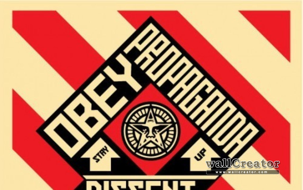 Obey   1280 800 Wallpaper 1278x800