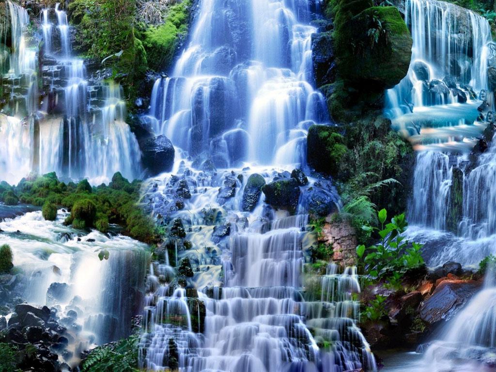 Desktop Wallpapers Waterfalls Scenery Desktop Backgrounds Waterfalls 1024x768