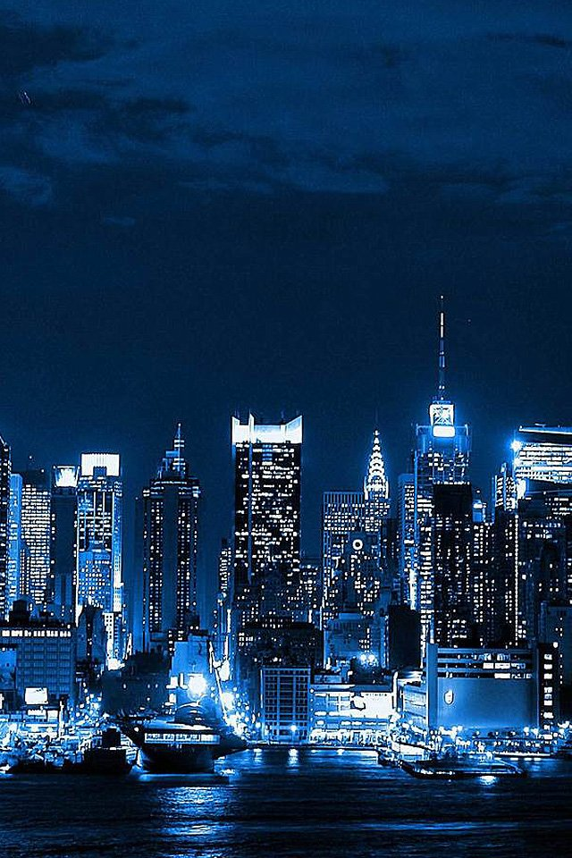 Free Download New York Night Iphone Wallpaper Hd 640x960 For Your Desktop Mobile Tablet Explore 50 Nyc Iphone Wallpaper Brooklyn Wallpaper For Iphone Nyc Wallpaper Store Iphone 6 Plus Wallpaper New