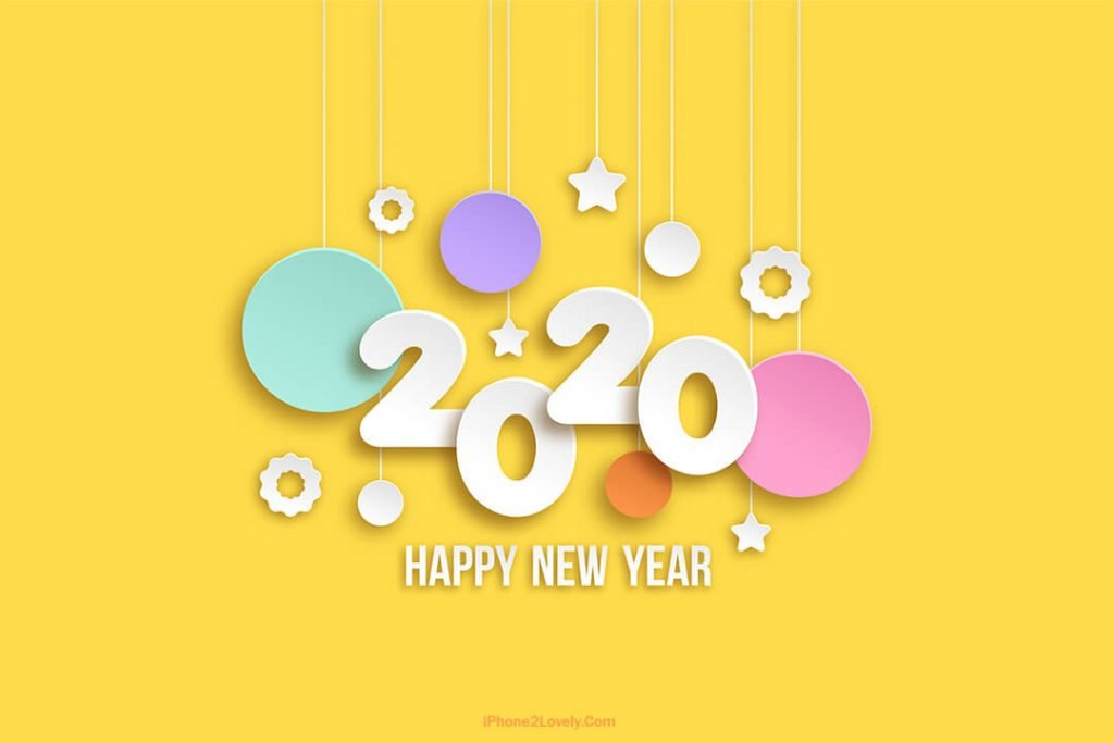 80 Happy New Year Wallpapers 2020 to Wish   iPhone2Lovely 1024x683