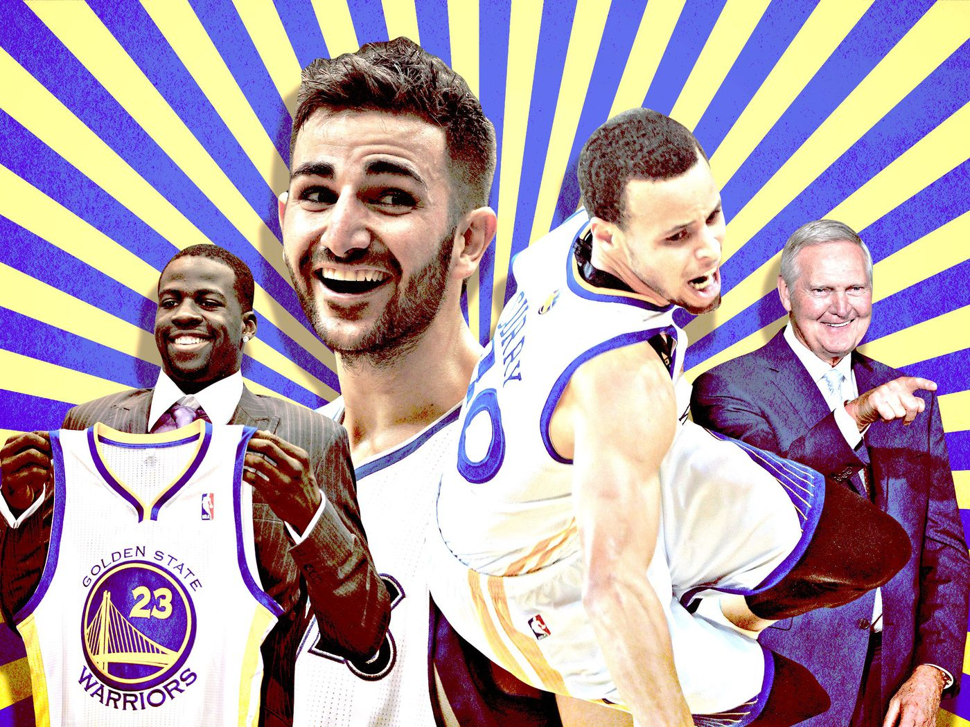 The Seven Things That Had to Happen to Make These Warriors   The 1400x1050