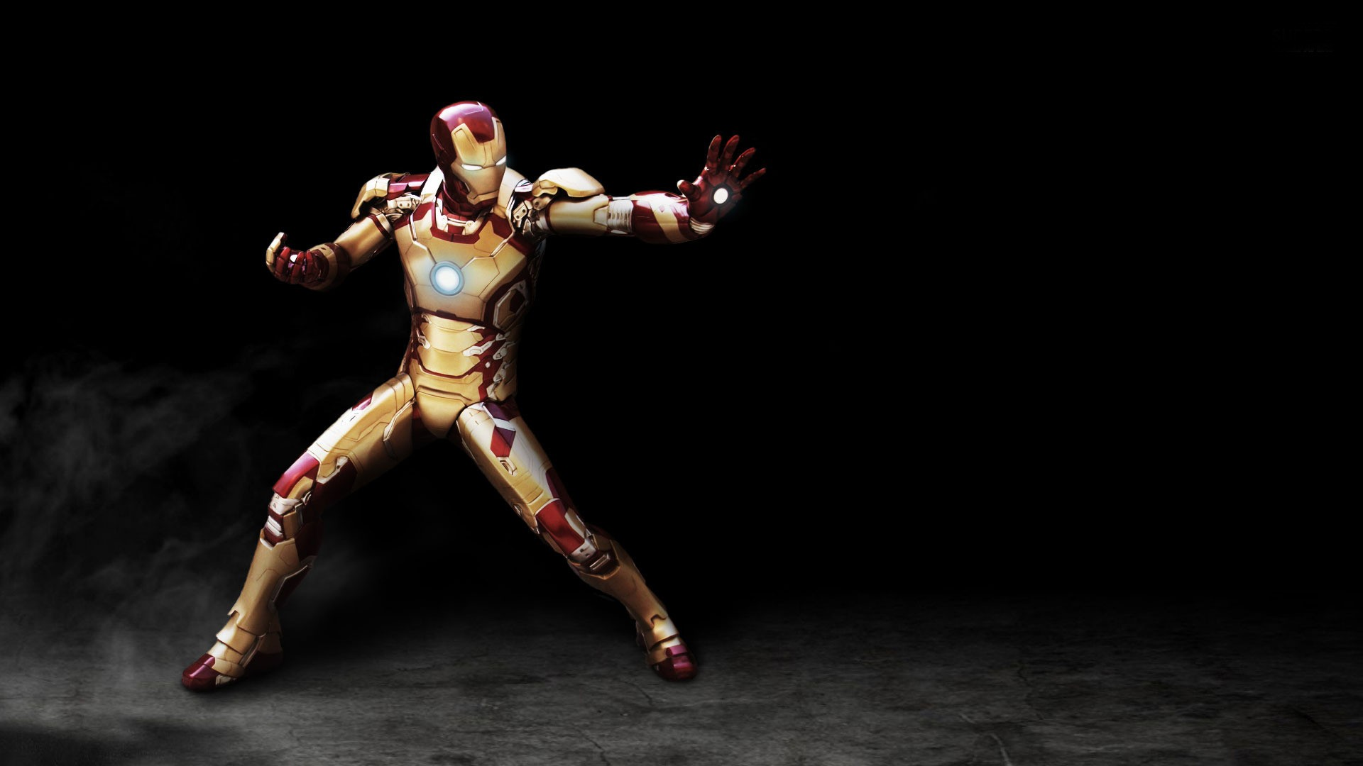 Iron Man Iron Man 3 Mark 42 wallpaper background 1920x1080