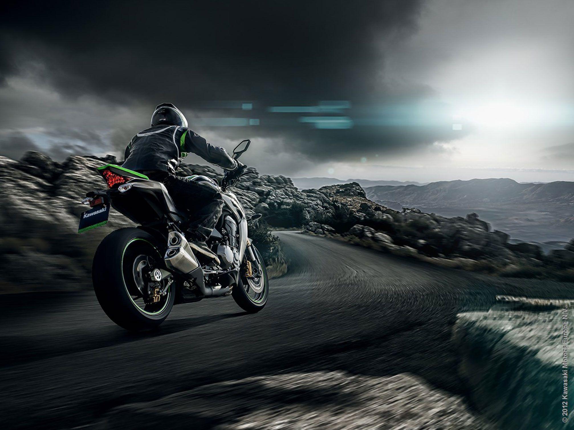 Motos Pisteras Ninja Hd 1280x1024: Kawasaki Wallpaper