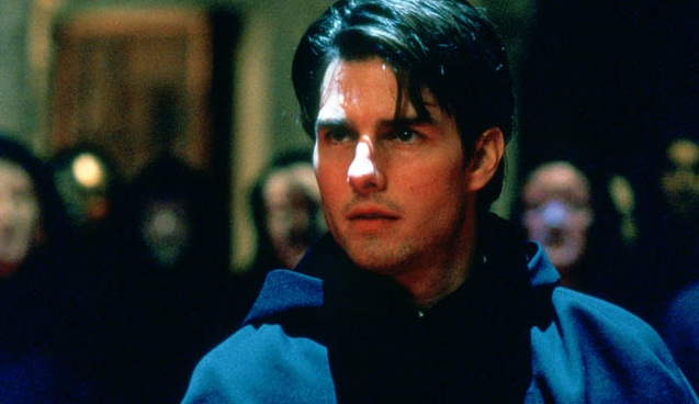 Hot Wallpaper Tom Cruise Eyes Wide Shut Movie 637x368