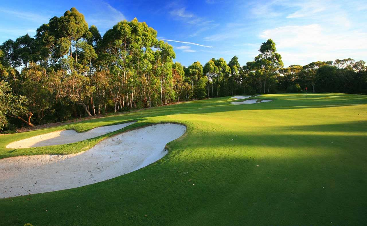 47 Hd Golf Course Wallpaper On Wallpapersafari