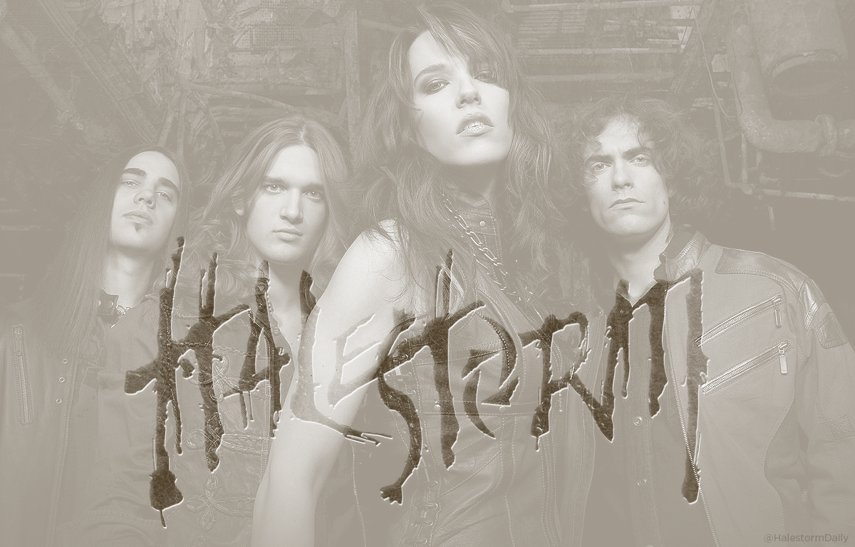Halestorm wallpaper by EviSz 1200x768