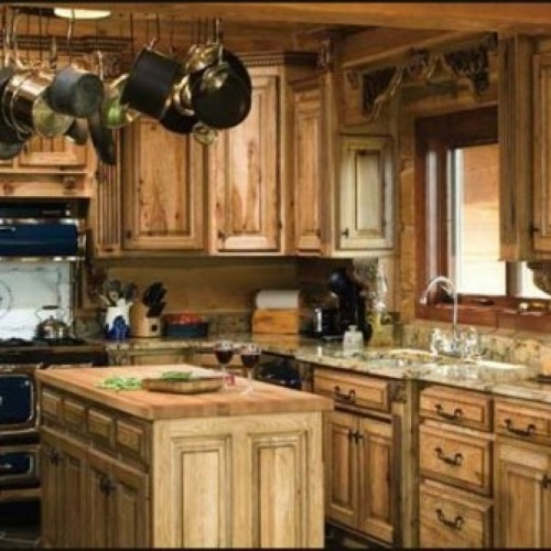 46 Fabulous Country Kitchen Designs Ideas