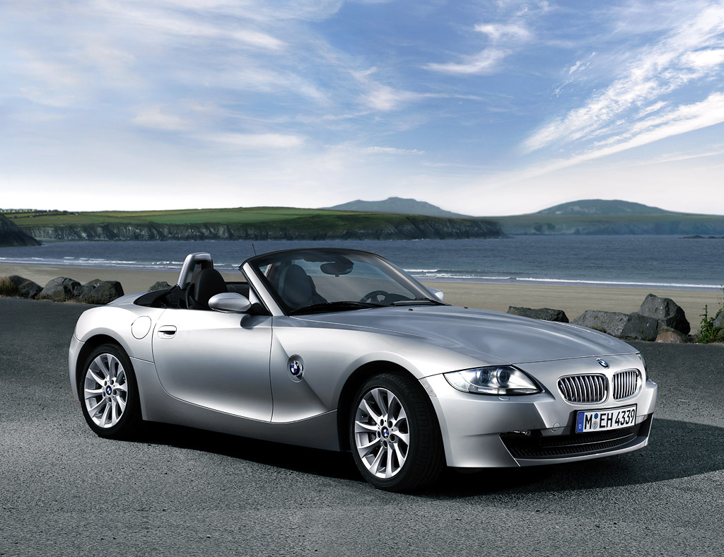 BMW Z4 Roadster cars pictures gallery 1024x788
