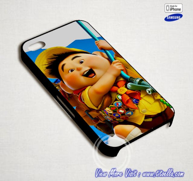 Home Page Phone Case iPod Case Russel Disney Up Wallpaper Phone Cases 639x600
