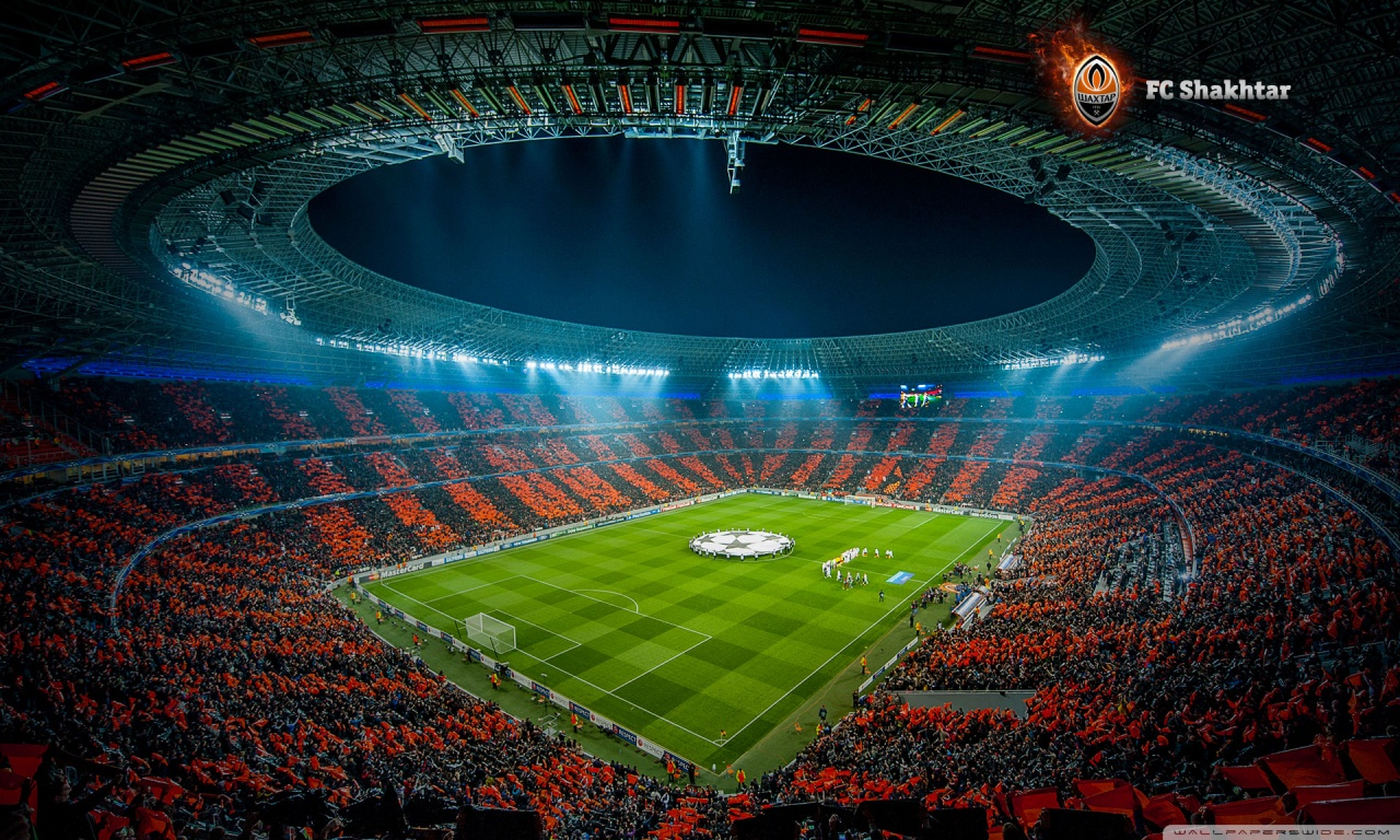 Football Field Wallpapers - WallpaperSafari