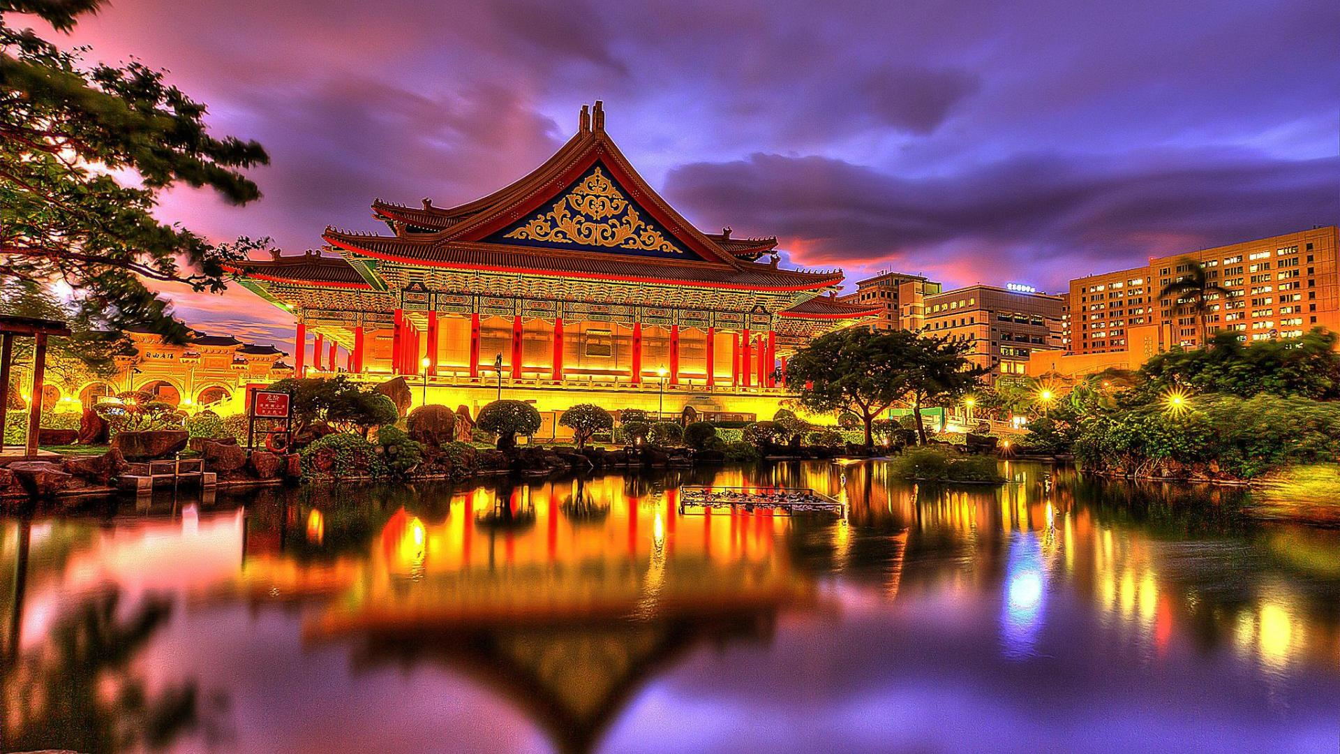 China Castle Wallpapers   Top China Castle Backgrounds 1920x1080