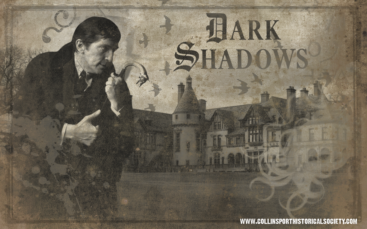 The Collinsport Historical Society DARK SHADOWS wallpaper 1280x800