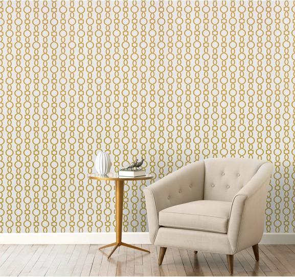 Modern Geometric Wallpaper Gold geometric wallpaper 577x542