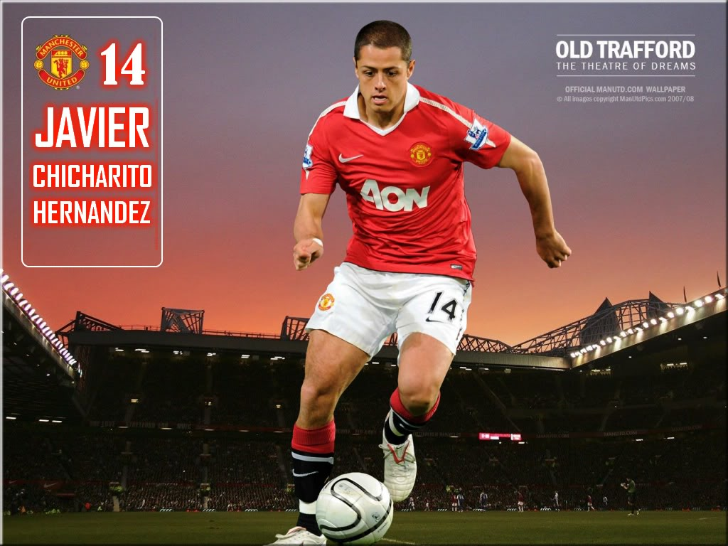 Chicharito Hernandez Wallpaper