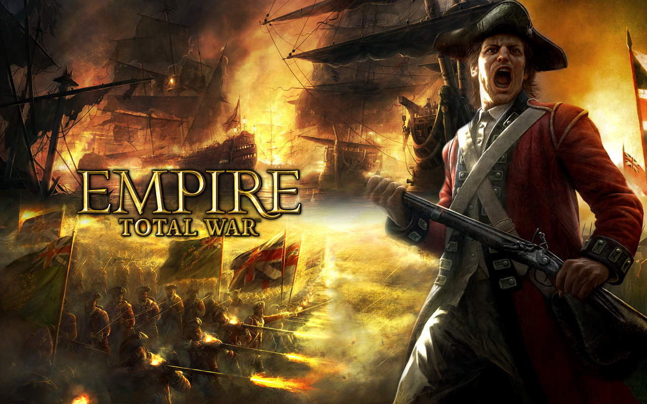 Empire Total War by TheSumu 1280x800
