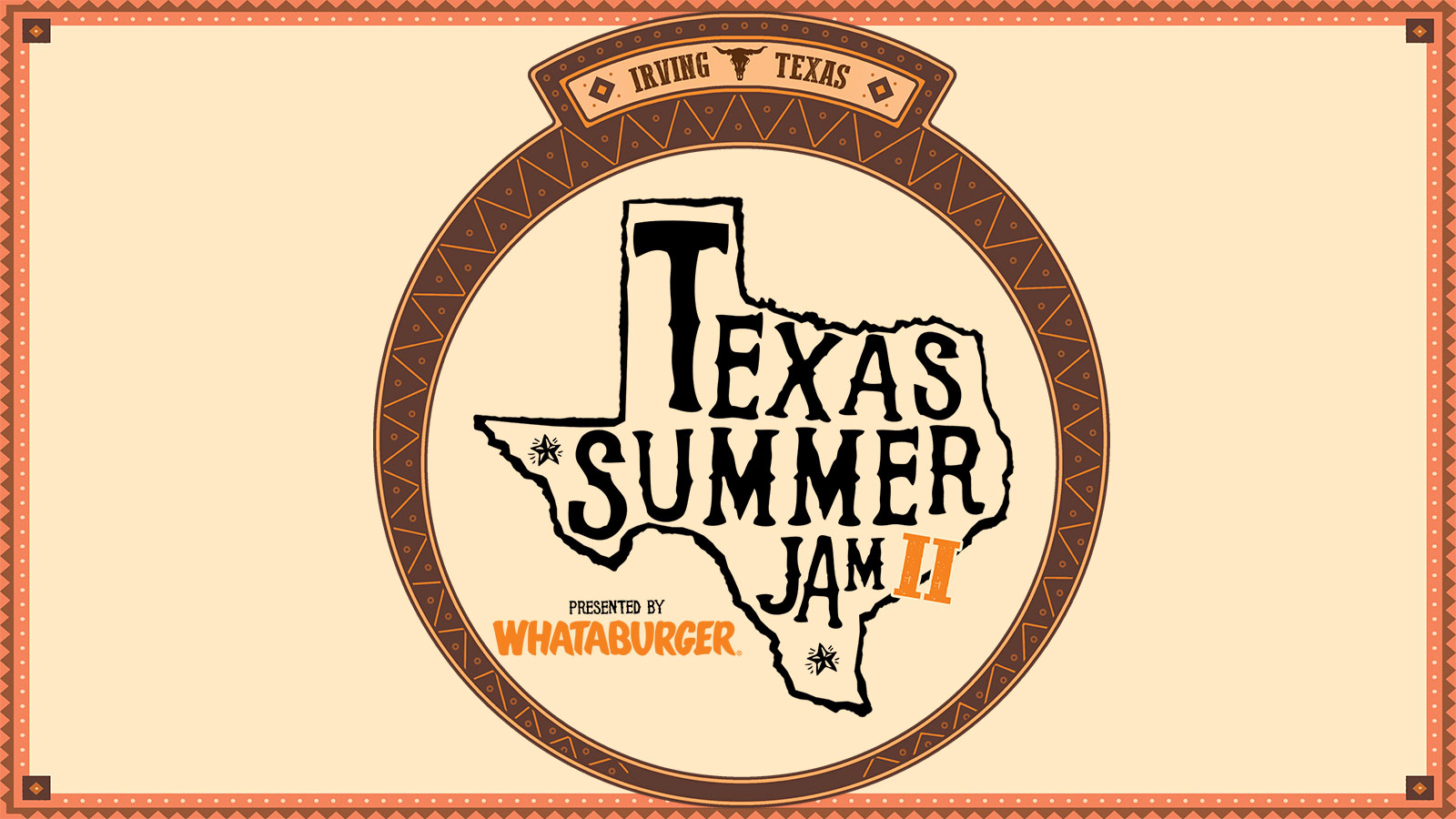Texas Summer Jam Presented by WhataburgerFeaturing Randy Rogers 1600x900