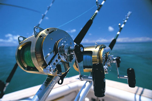 Deep Sea Fishing 500x333