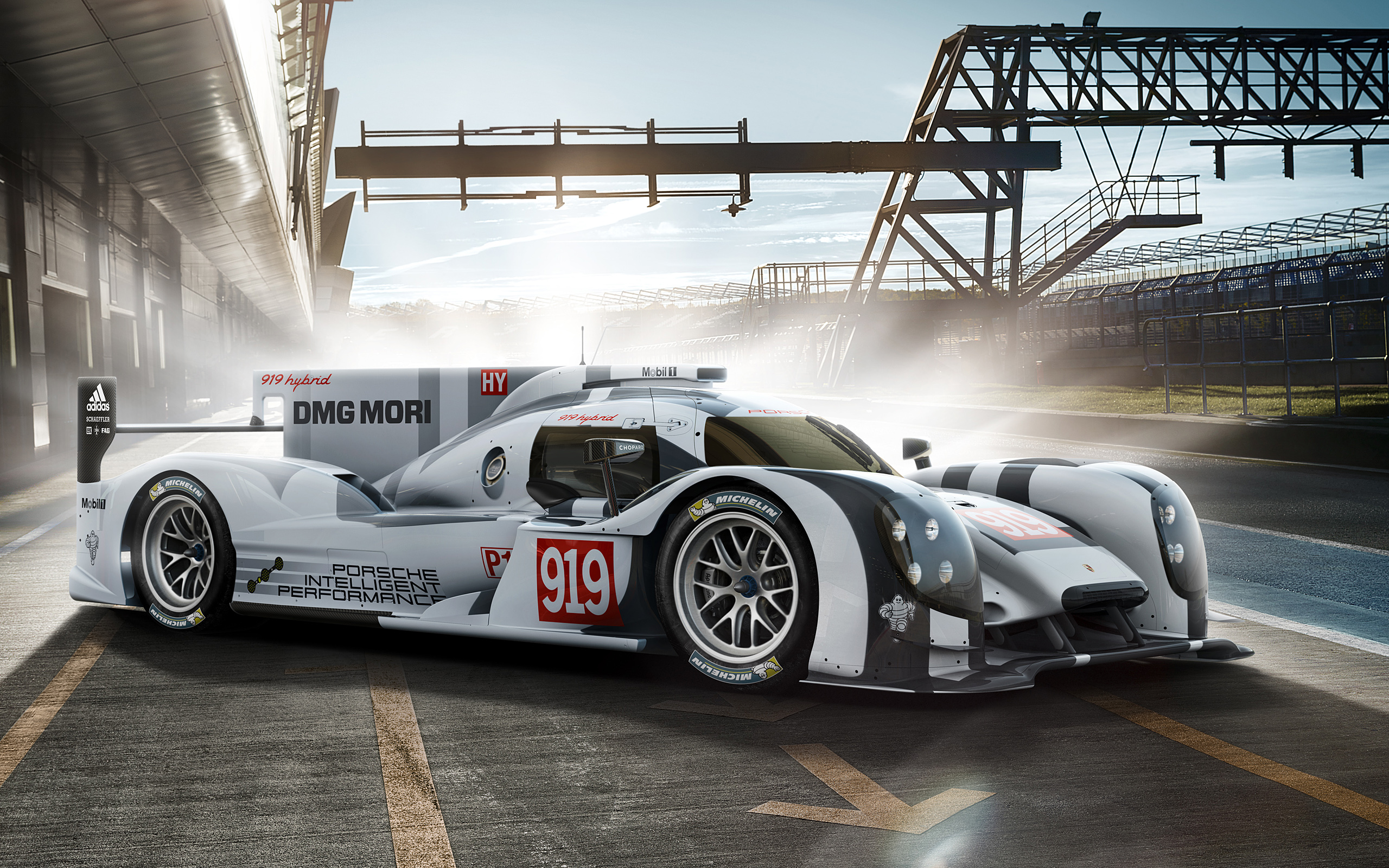 Porsche 919 Hybrid HD Wallpaper Background Image 2560x1600 2560x1600