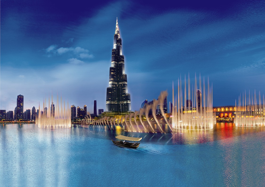 Historical Place In Dubai HD Wallpaper Download 1125x797