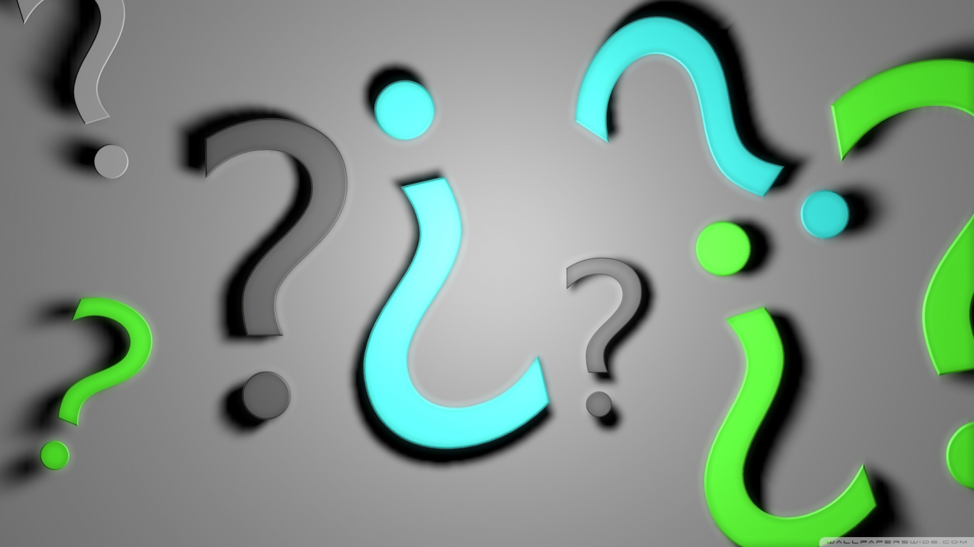 question mark Computer Wallpapers Desktop Backgrounds 1366x768 ID 1366x768