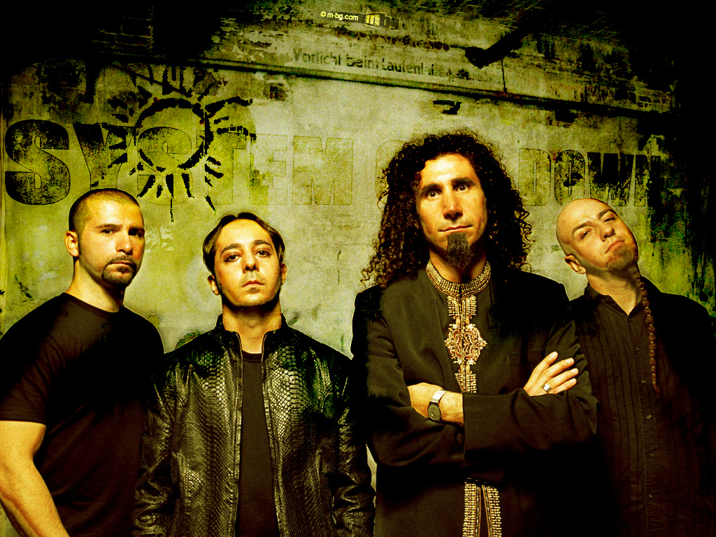 20 Wallpapers System of a Down   Taringa 1024x768