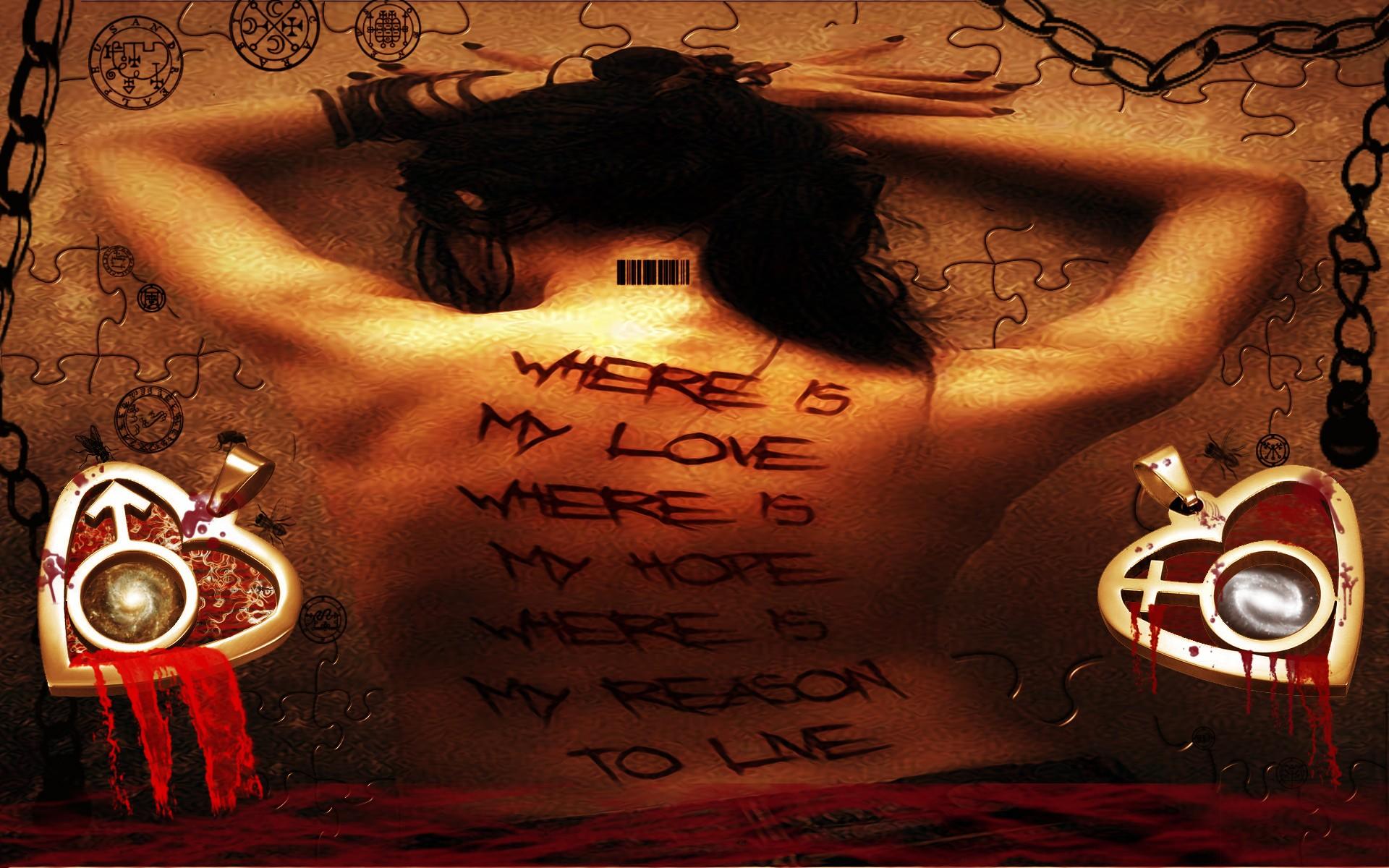Painful Love Wallpaper Desktop : Love Pain Wallpaper - WallpaperSafari