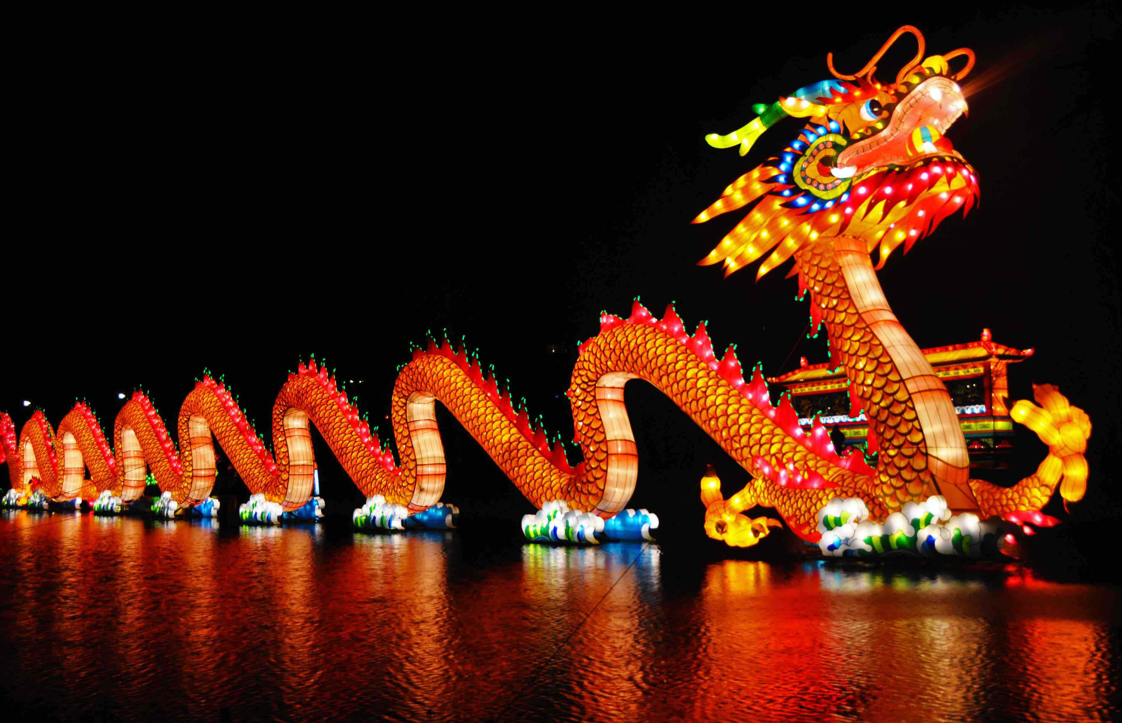 Chinese New Year Festival Best Pictures Wallpapers 3791x2441