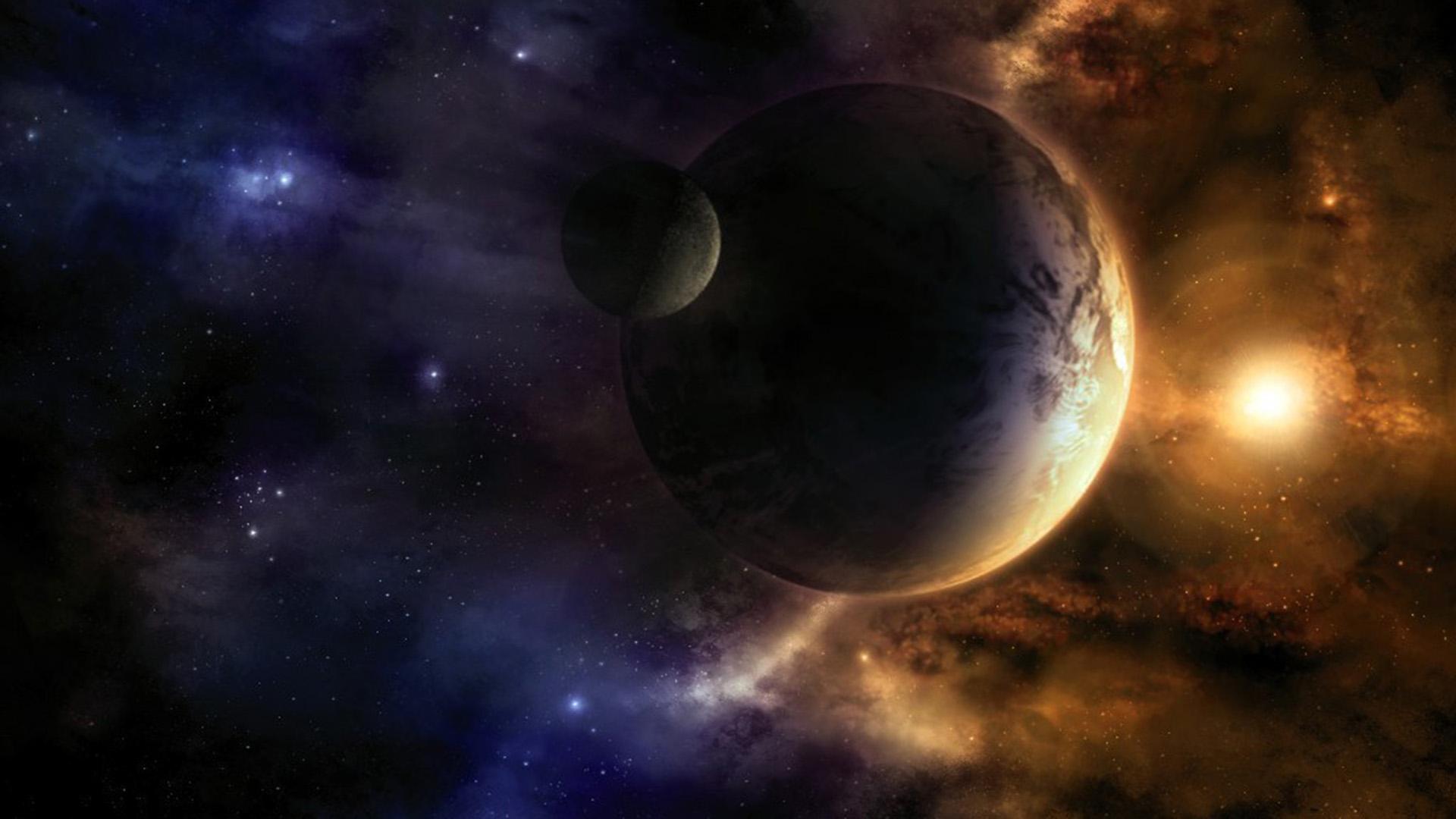 Fantasy Space Art Wallpaper Wallpapersafari