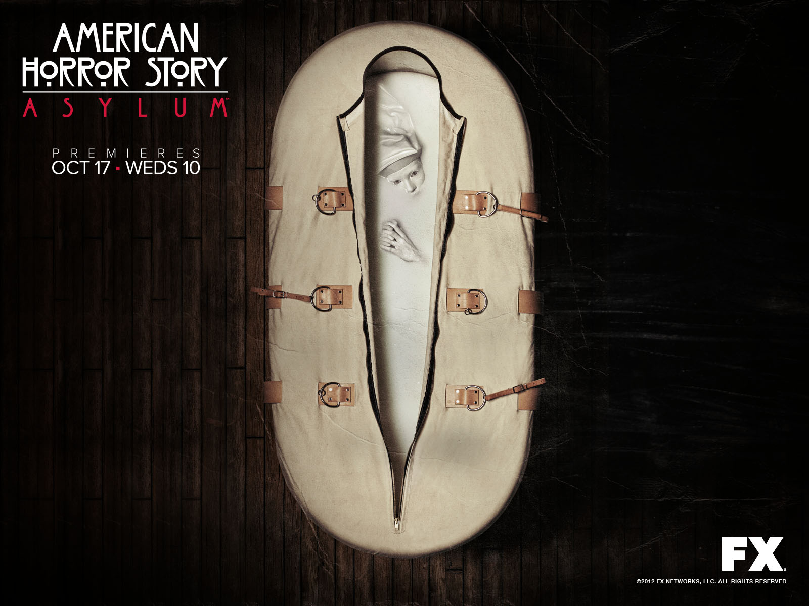 1600x1200px American Horror Story Asylum Wallpaper Wallpapersafari