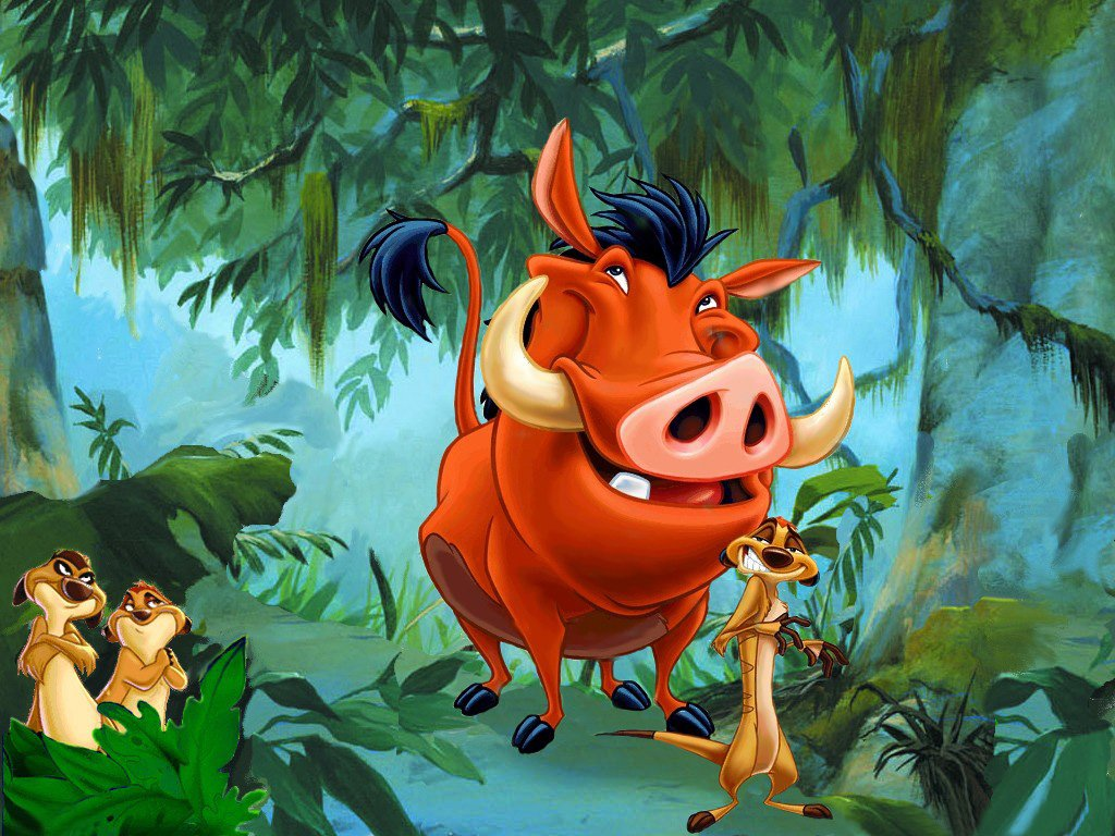 The Lion King Wallpapers 1024x768