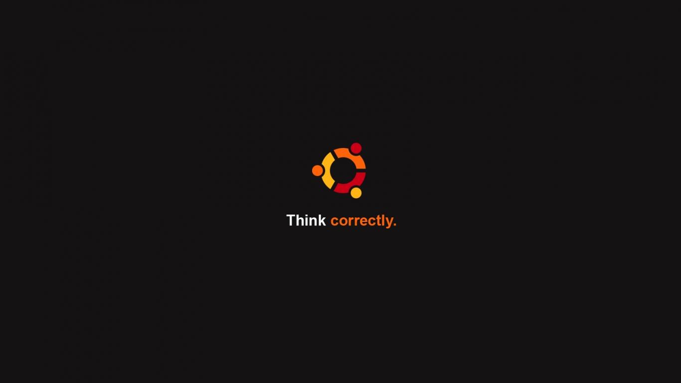 Linux Ubuntu hd 1366x768   imagenes   wallpapers gratis   Variados 1366x768
