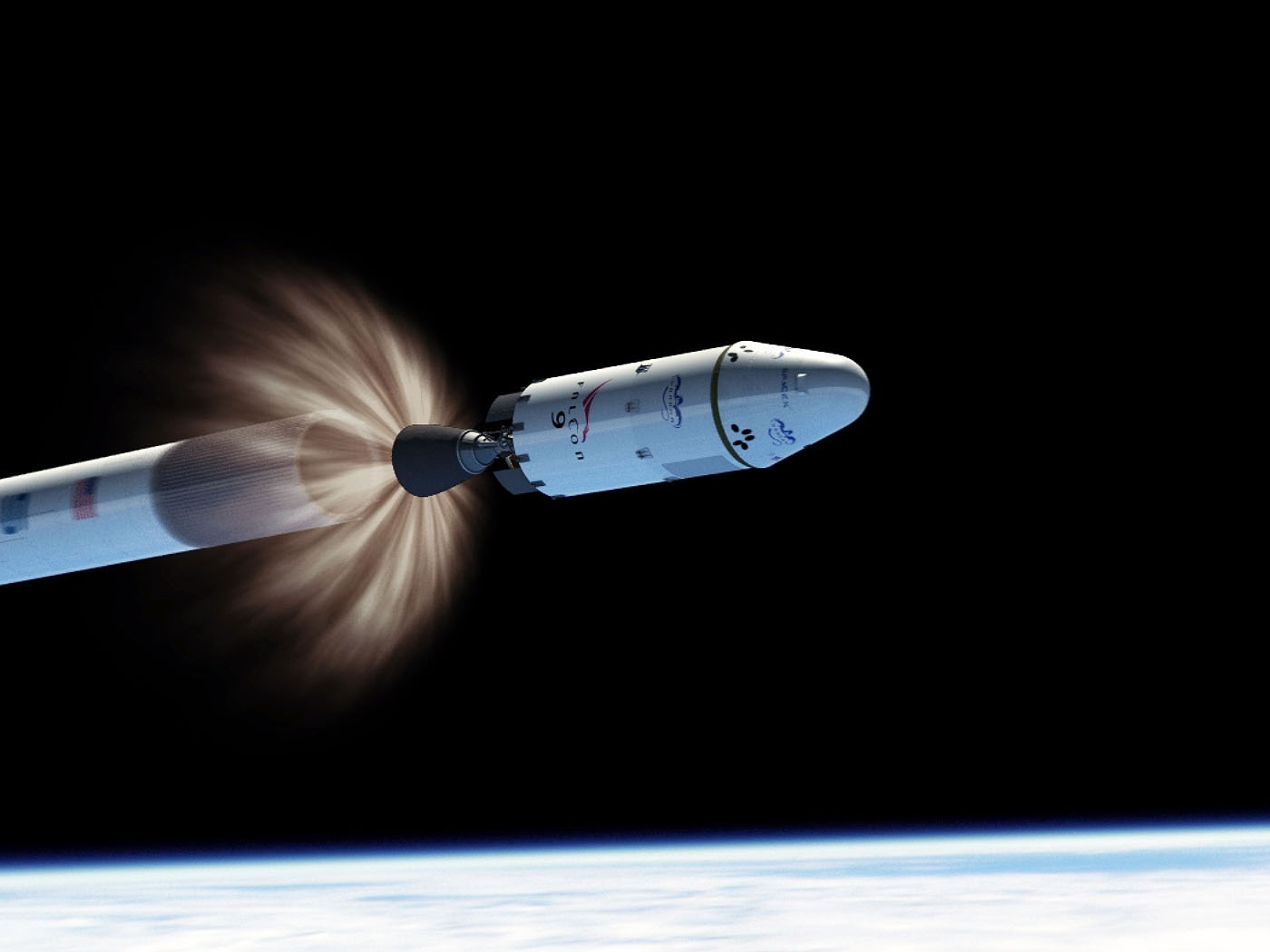 NASA   SpaceX Transitions to Third Commercial Crew Phase 1400x1050