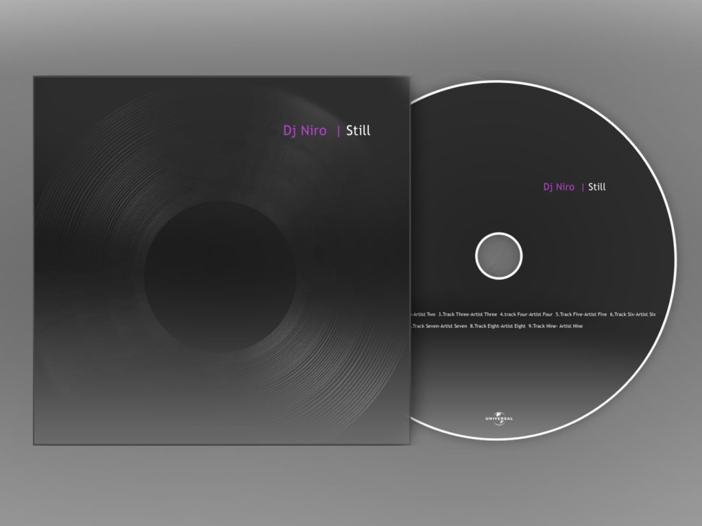 CD Cover Wallpaper by xcreamer 1024x768