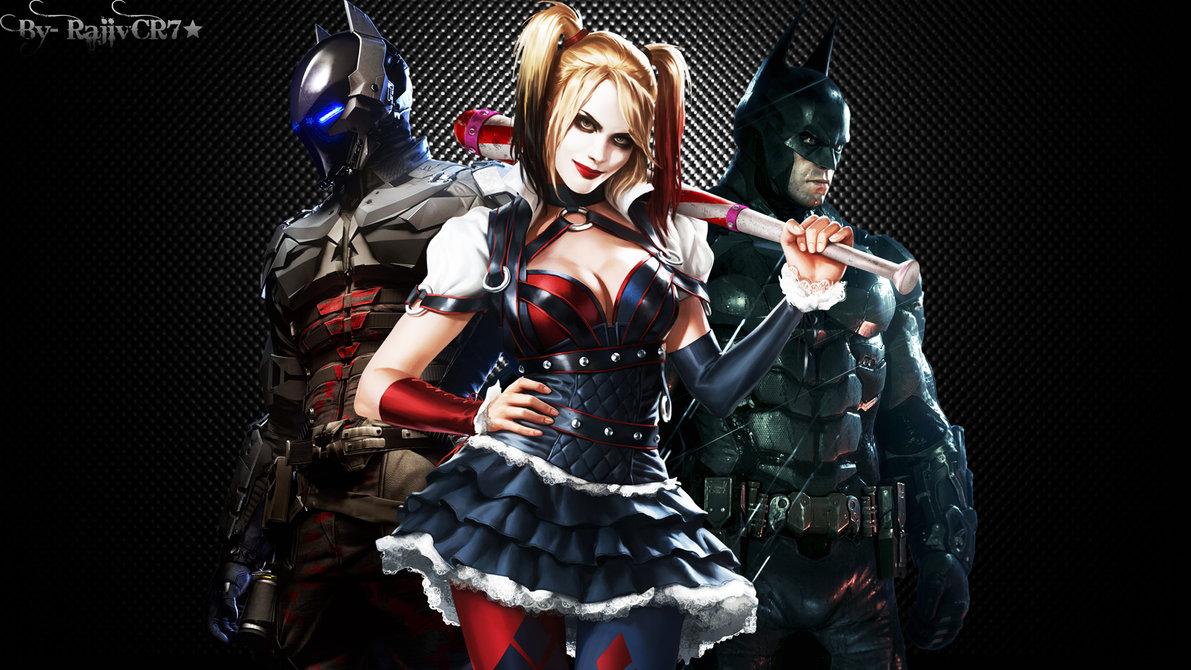 Batman Arkham Knight HD Wallpaper 3 by RajivCR7 on DeviantArt