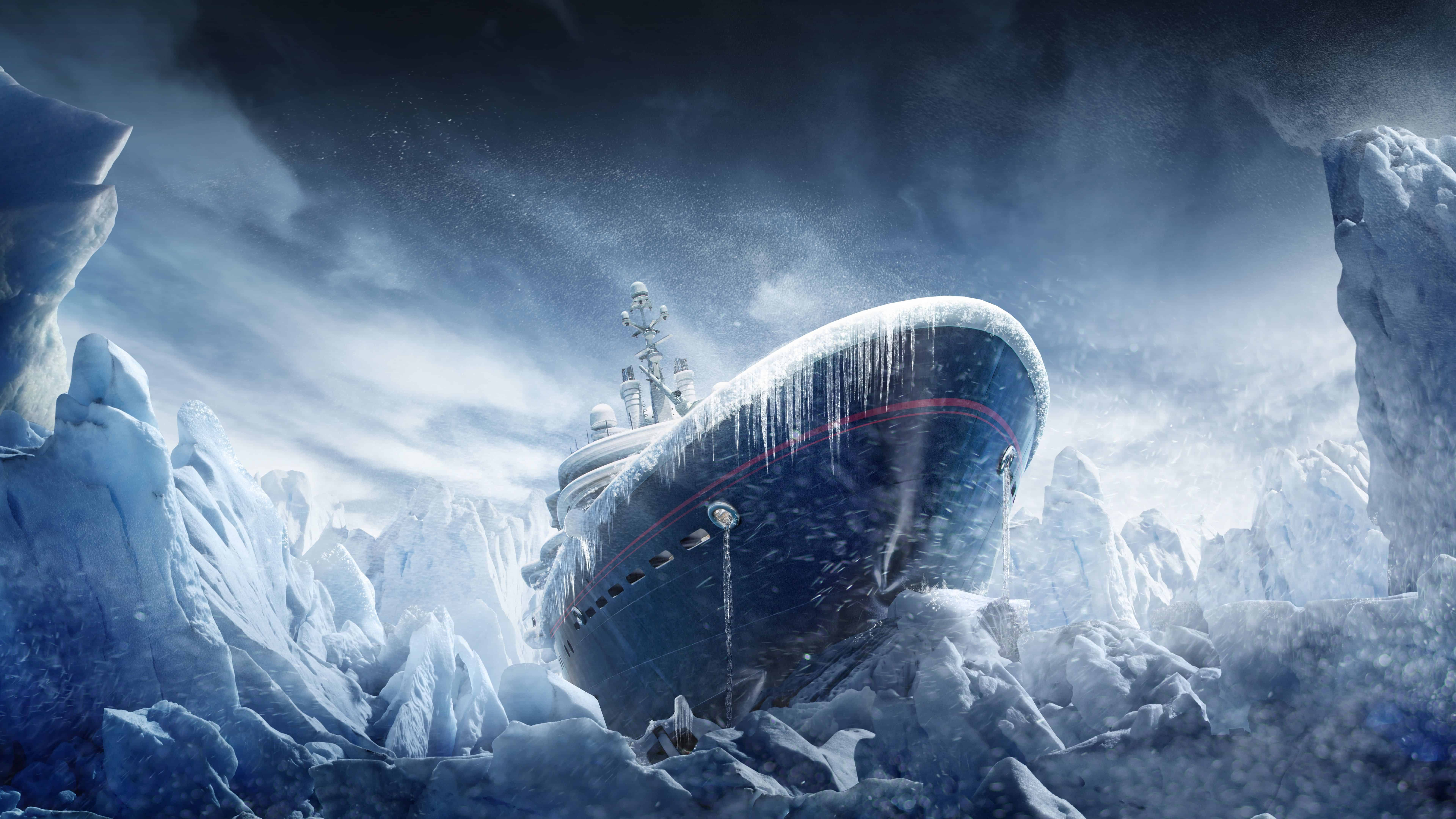 Tom Clancys Rainbow Six Siege Operation Black Ice UHD 8K 7680x4320