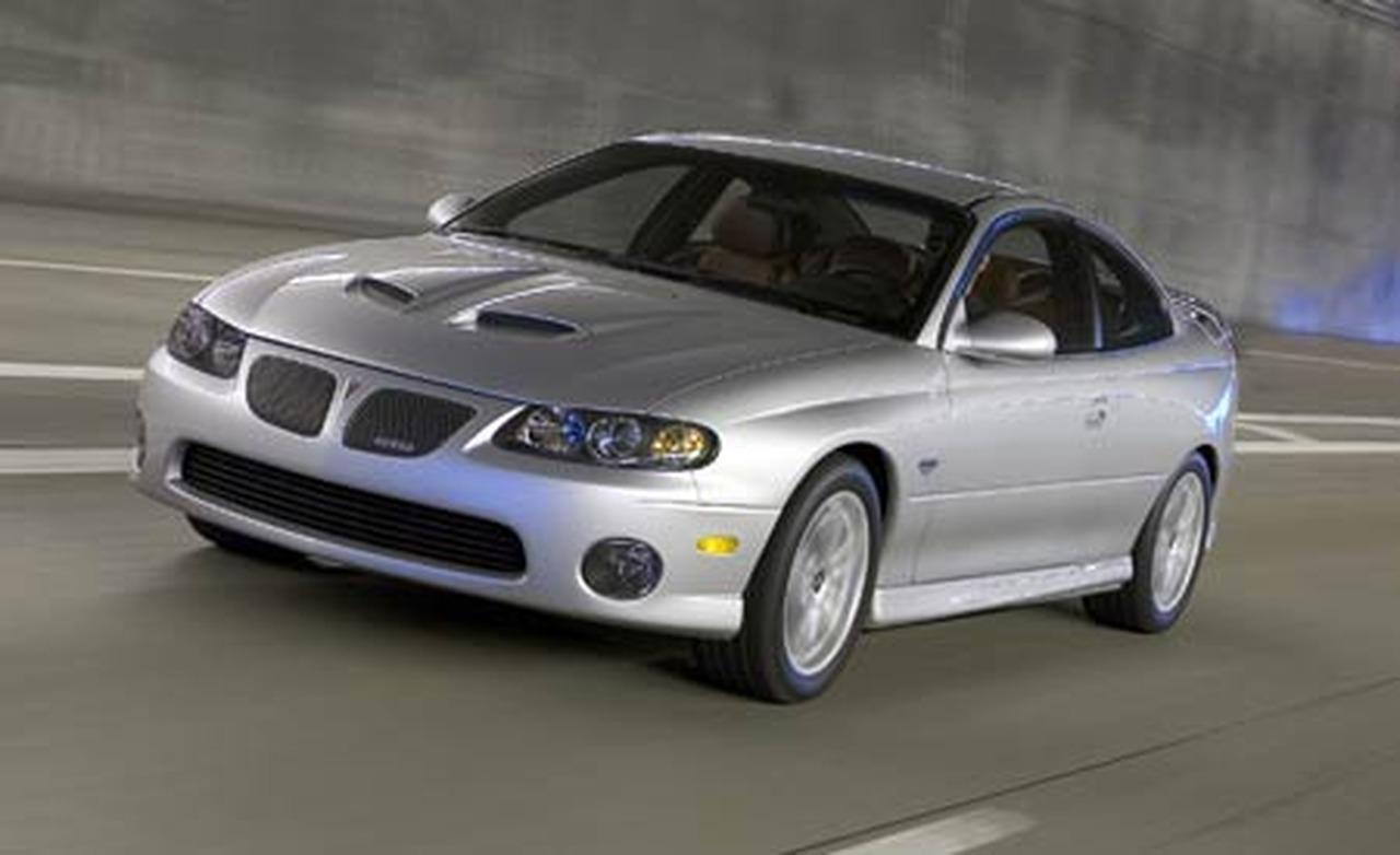 2006 Pontiac GTO photo 1280x782