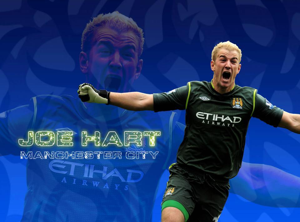 Joe Hart Wallpaper Manchester City FC 960x710