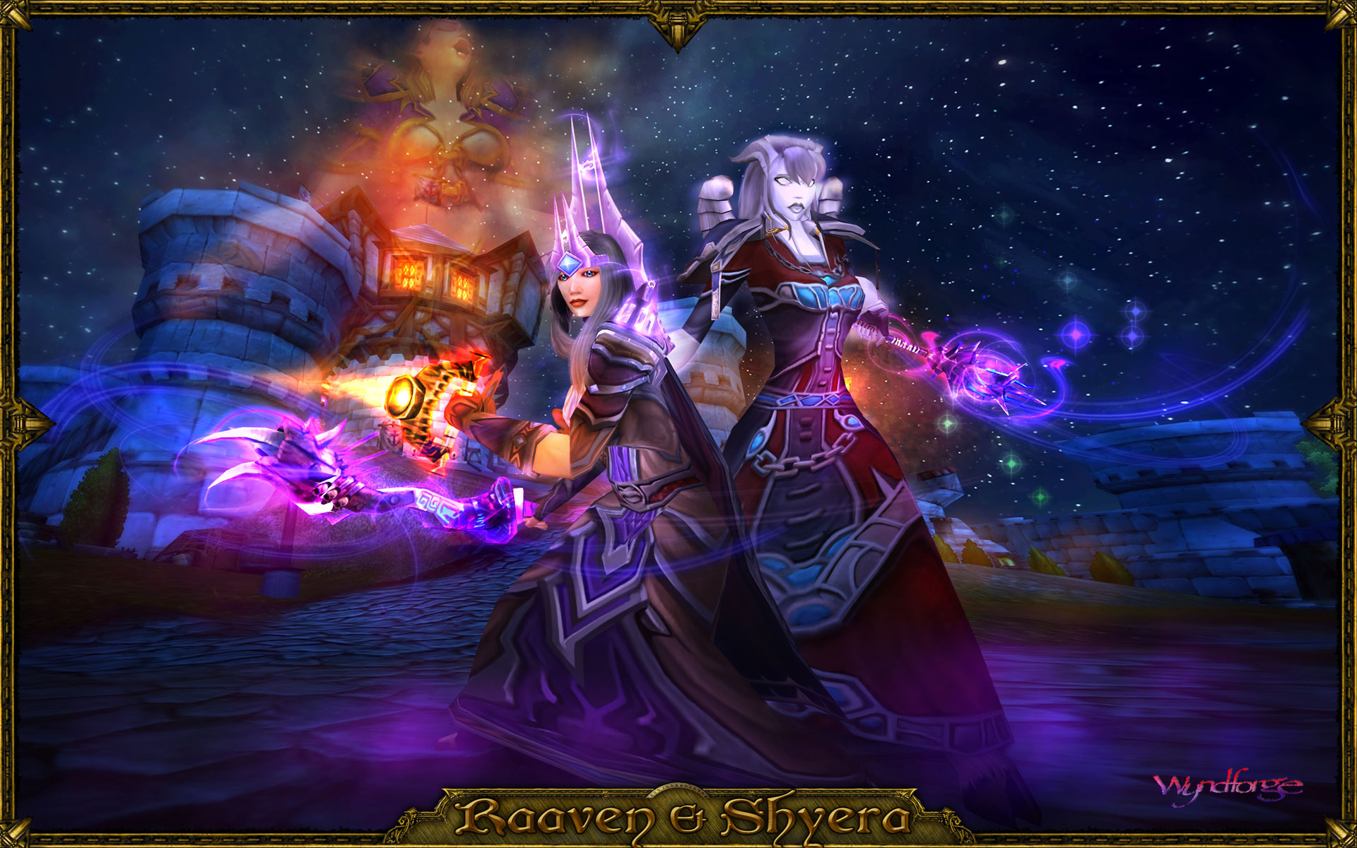 Awesome WoW Wallpapers   MMORPG Photo News   MMOsitecom 1920x1200