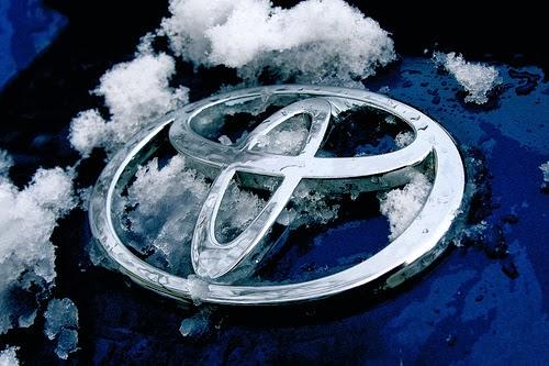 Toyota Logo 500x333