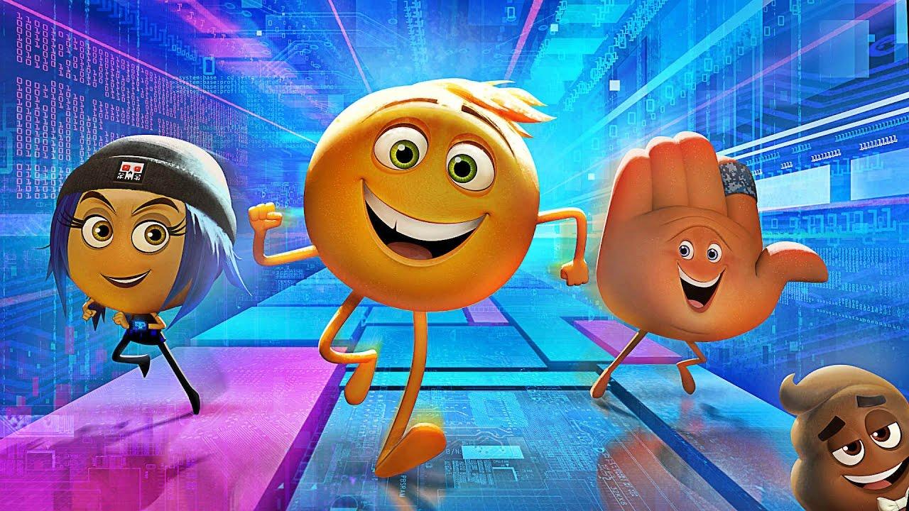 The Emoji Movie Official Teaser Trailer 2017 1280x720