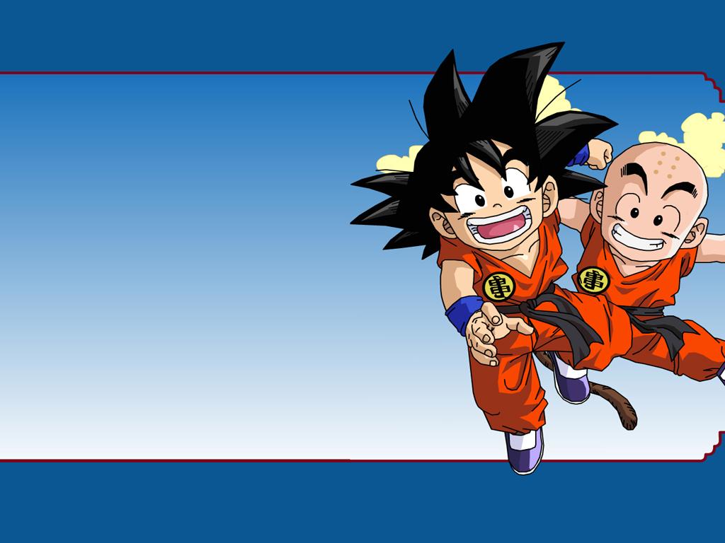 Cartoon District Wallpapers 40 Best Goku Wallpaper hd for PC Dragon 1024x768