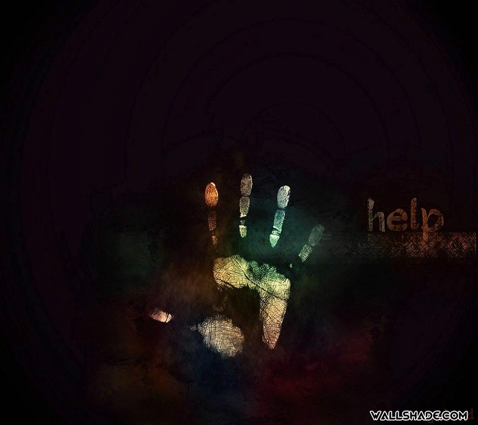 Black Style Hand desktop wallpaper960854 960x854