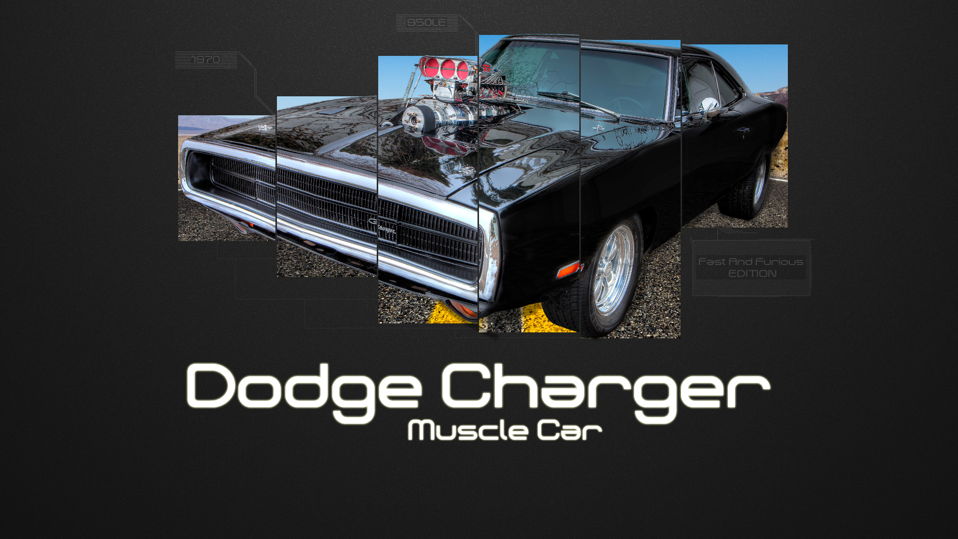dodge charger 1970 by curtisblade customization wallpaper vehicles 1920x1080