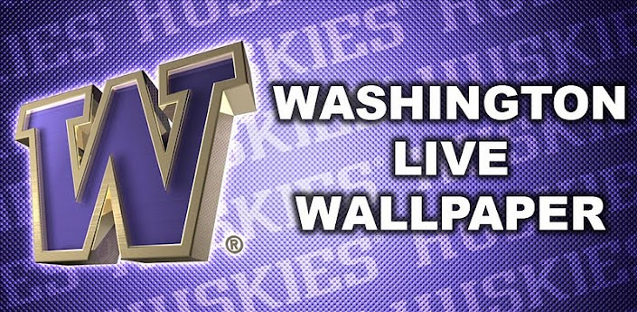 Uw Huskies Logo Wallpaper Washington live wallpaper hd 705x345