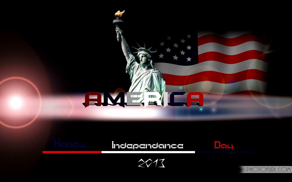 Happy American Independence Day Wallpaper Wallpapers 1024x640